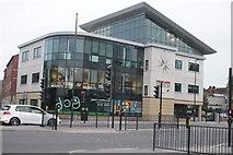 SK3436 : Friar Gate Studios, Derby by Robin Turner