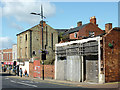 SO9198 : Dereliction in Cleveland Street, Wolverhampton by Roger  Kidd