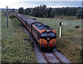 X0975 : Special train approaching Youghal by The Carlisle Kid