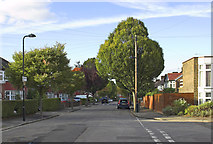 TQ1684 : Woodland Rise, Greenford by Andrew Hackney