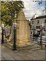 SK0580 : Chapel-en-le-Frith War Memorial by David Dixon