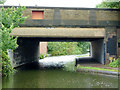 SP1391 : Tyburn Bridge near Tyburn, Birmingham by Roger  Kidd