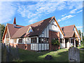 TQ3953 : Oxted Community Hall by Stephen Craven
