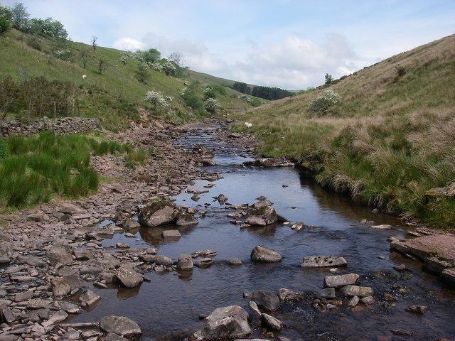 Afon Dringarth