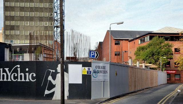 Hotel site, Dublin Road, Belfast (5)