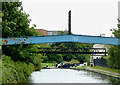 SP1391 : Birmingham and Fazeley Canal near Castle Vale, Birmingham by Roger  Kidd