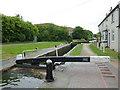 SP1391 : Minworth Top Lock near Castle Vale, Birmingham by Roger  Kidd