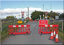 TA0623 : Road Closed by David Wright