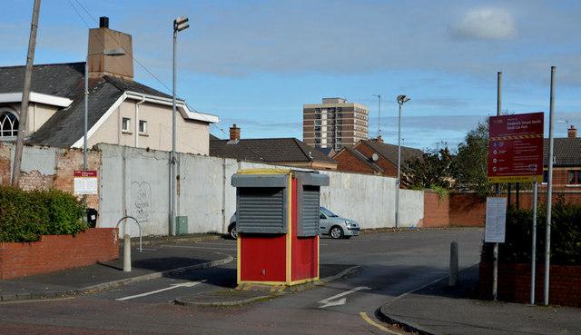 Frederick Street car park, Belfast (3)