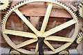 TF4576 : Alford Windmill -  spur wheel by Ashley Dace
