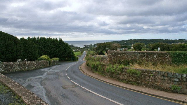 View of Dunmore East from Killea