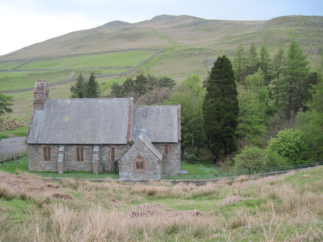 "The ""new""  church.  St  Peter  Martindale"