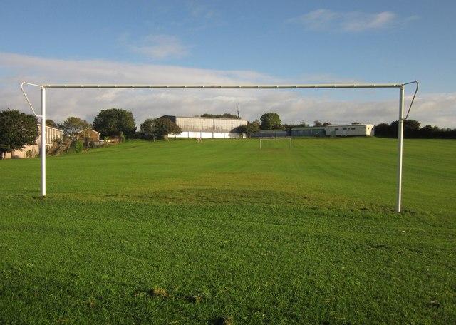 Goalposts, Barton Downs