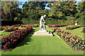 TL5262 : Formal Garden, Anglesey Abbey by Rob Noble
