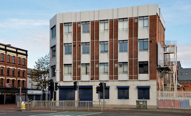 Magnet House, Belfast