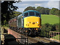 SO7679 : Severn Valley Railway at Victoria Bridge by Gareth James
