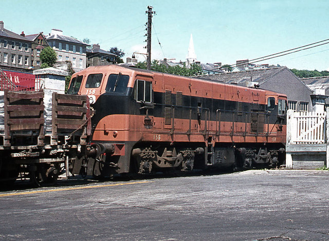 Cork City railway 1974 - 3
