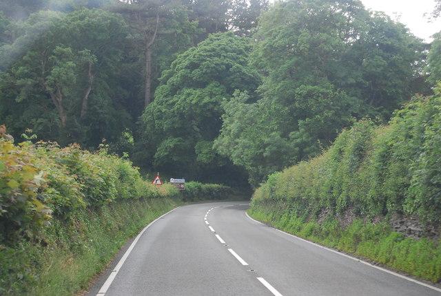Llanrwst Road (A470)