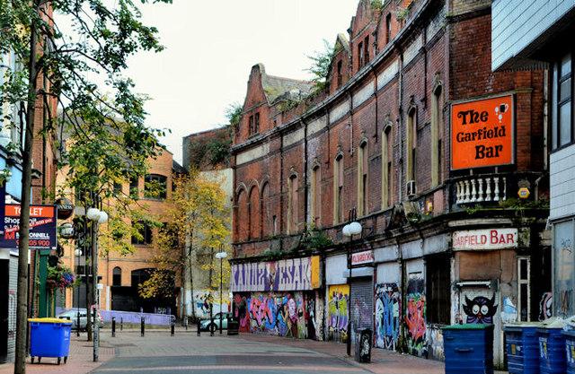 Lower Garfield Street, Belfast (2012-1)