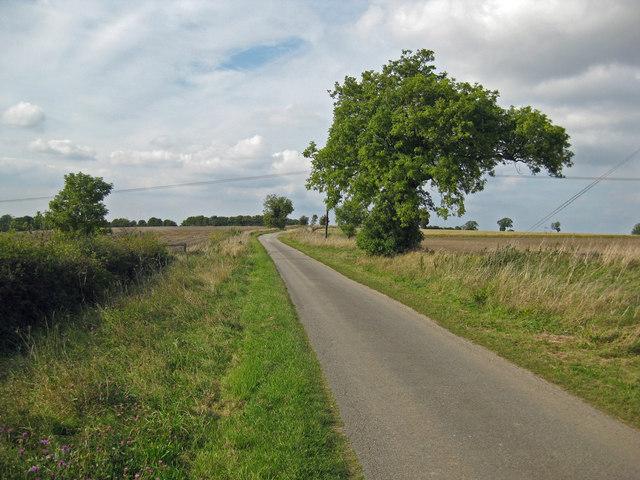 Middlegate near Bonby