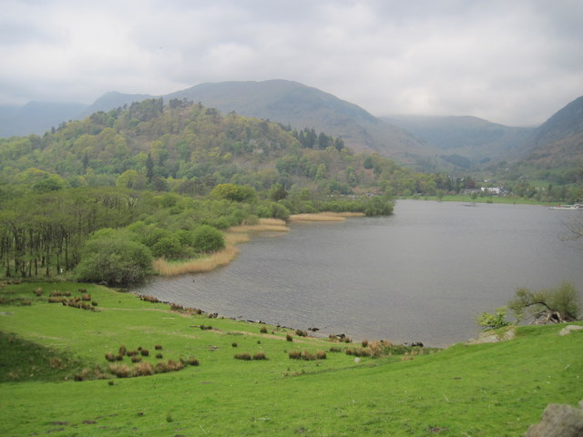 Ullswater  ends  here