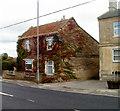 ST8359 : Ivy-clad house, Trowbridge Road, Bradford-on-Avon by Jaggery