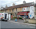 ST8260 : Trowbridge Road Post Office Stores, Bradford-on-Avon by Jaggery