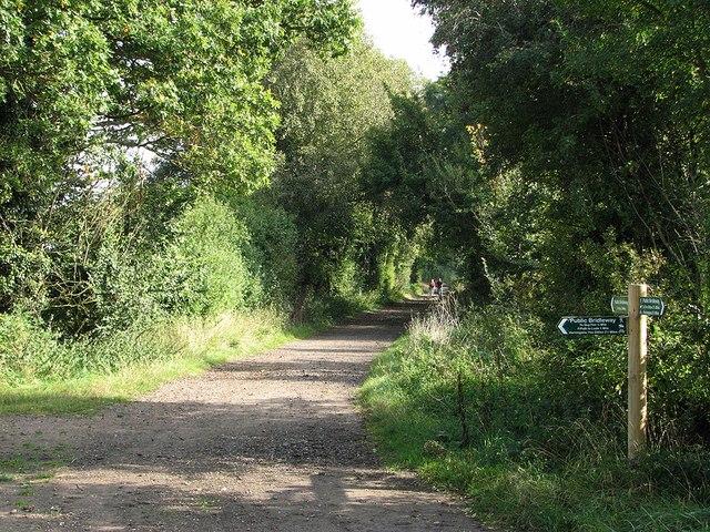 Paths meet