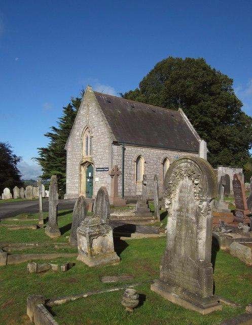 Chapel, Torquay Cemetery