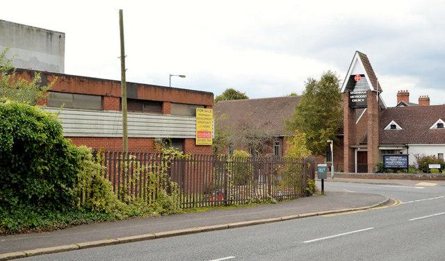 Former Sydenham youth club, Belfast (2)