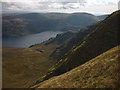 NY4514 : Whelter Crags by Karl and Ali