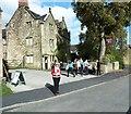 SK2650 : The Barley Mow Inn - Kirk Ireton by Anthony Parkes