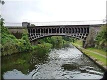 SP0288 : Telford Aqueduct by Christine Johnstone
