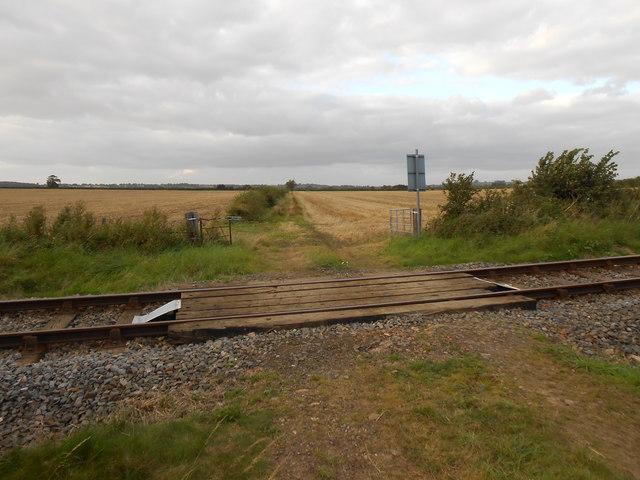 Rural level Crossing