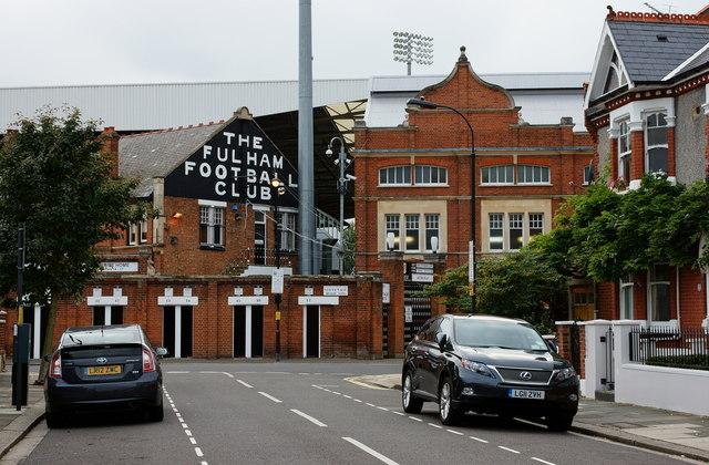 Finlay Street, Fulham, London
