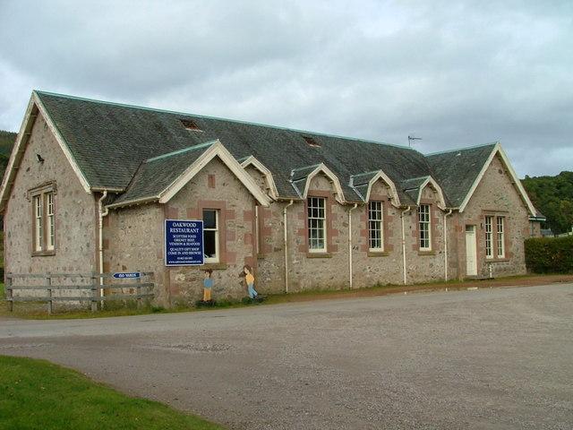 Dochgarroch Village Hall by Dave Fergusson