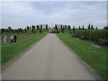 SK1814 : National Memorial Arboretum by Chris McAuley