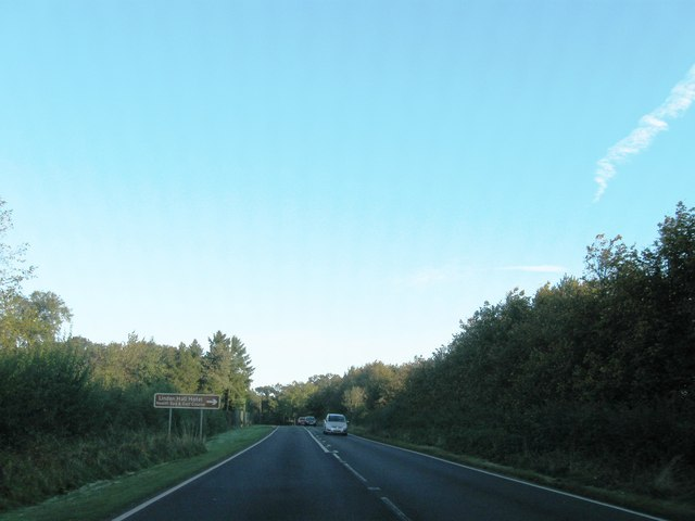 A697 northbound