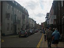 TQ9220 : High Street, Rye by Graham Robson