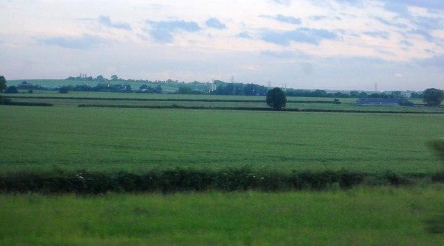 Cambridgeshire Prairie landscape