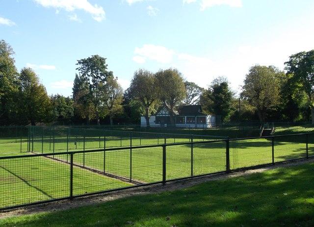 Pavilion, Officers Tennis Club, Brompton