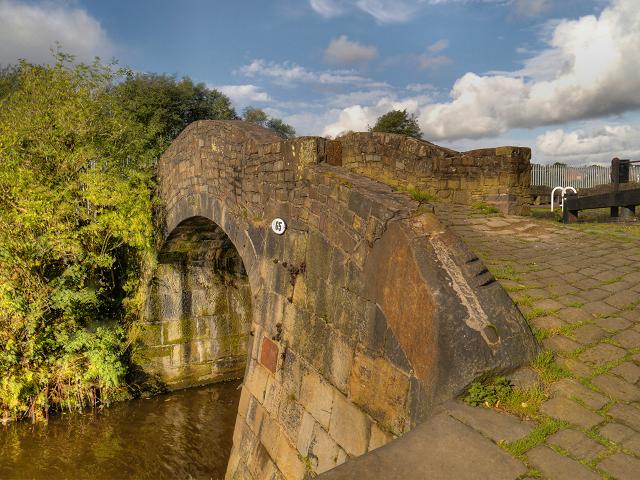 Rochdale Canal Bridge#65