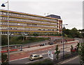 TQ5474 : Dartford, DA1 - Civic Centre by David Hallam-Jones