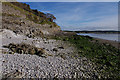 SD4476 : Foreshore between Park Point and Far Arnside by Ian Taylor