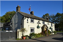 """SK1576 : """"The Anchor"""" at Lane Head, Tideswell by Neil Theasby"""