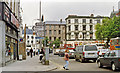 W6771 : Downtown Cork, 1993 by Ben Brooksbank