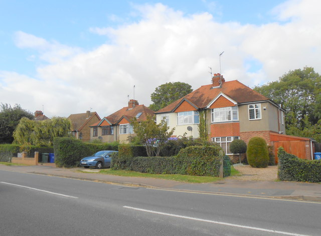 Houses on the Warwick Rd Banbury