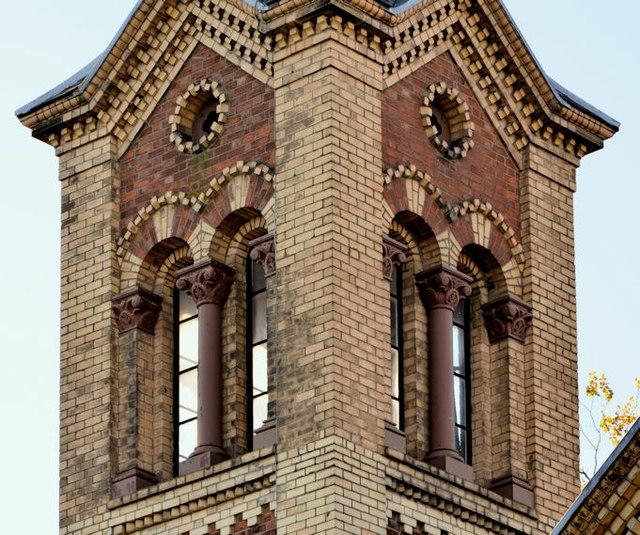 Tower, former Dunmurry Presbyterian church