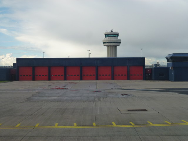 Fire Station and Air Traffic Control Tower