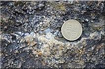 SK2855 : Galena (lead ore) by Ashley Dace